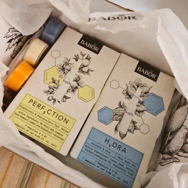 Estas ampollas naturales de Babor son ideales para presumir de piel hidratada y luminosa ahora que nos quitamos la mascarilla