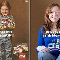 LEGO no ha empezado a segregar los juguetes por género ahora. En realidad, siempre lo ha hecho