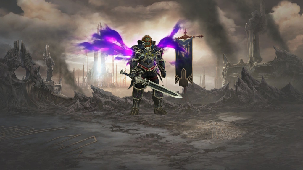 Diablo Iii Eternal Collection Switch Ganondorf