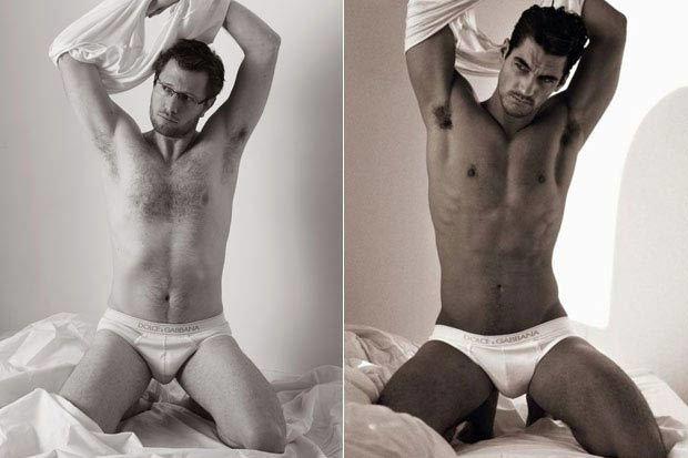 Foto de The Sun - Hombres normales en anuncios de ropa interior (1/4)
