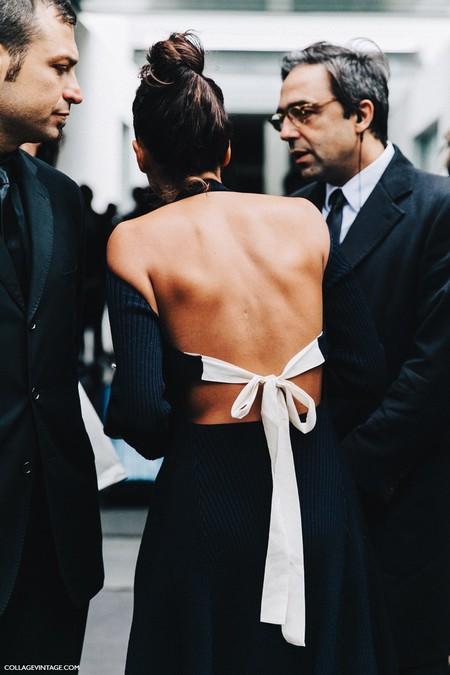 Vestido Espalda Descubierto