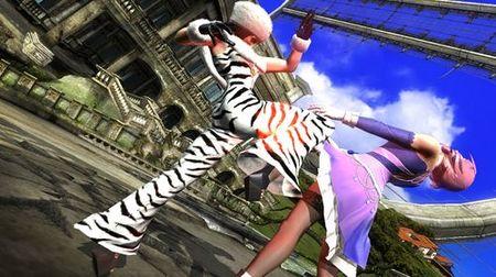 Tekken 6 - Mamoru Nagano