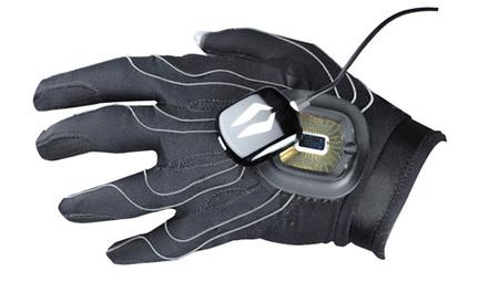 Peregrine, el guante para control virtual
