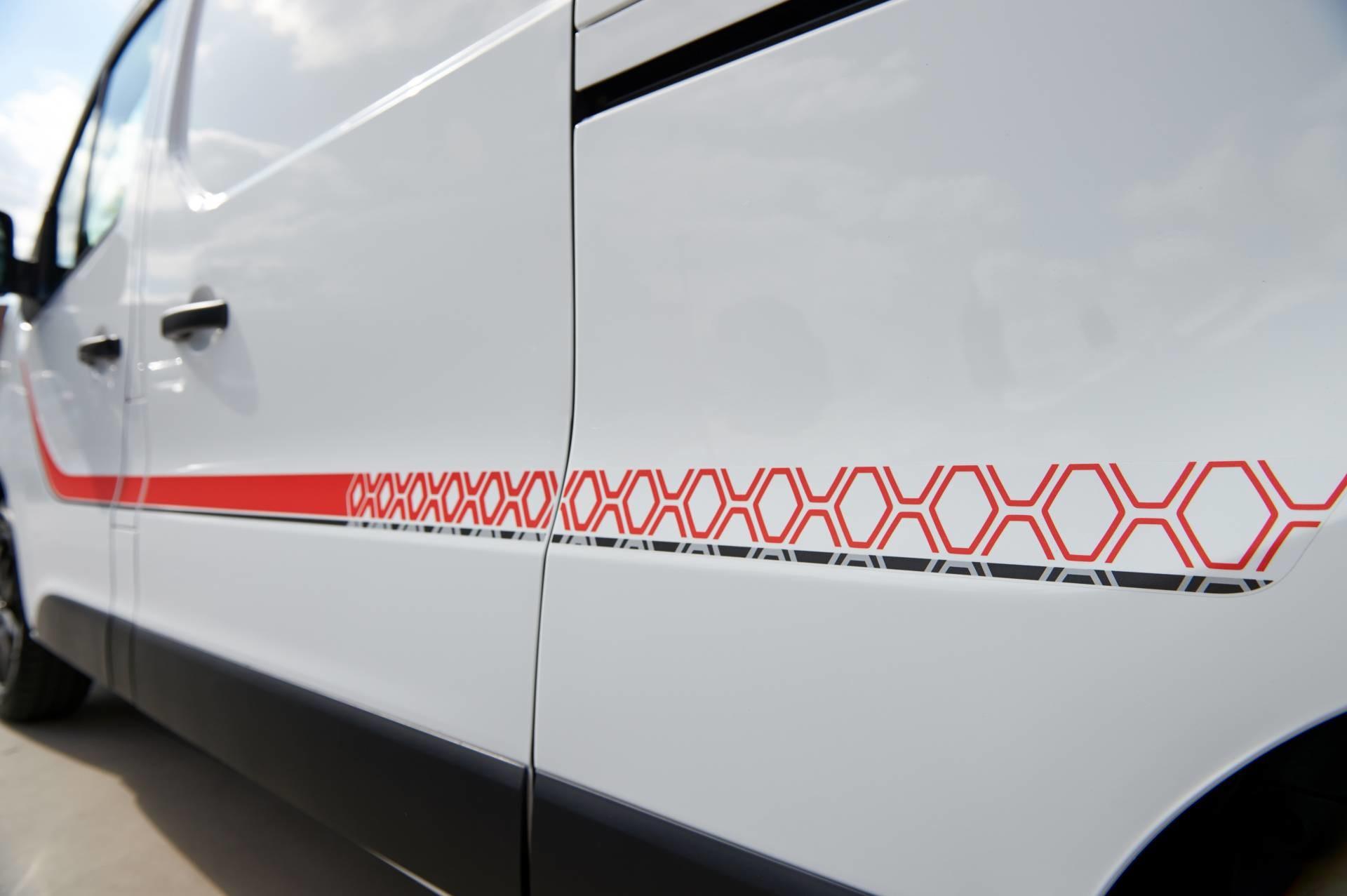 Foto de Renault Trafic Formula Edition (7/9)