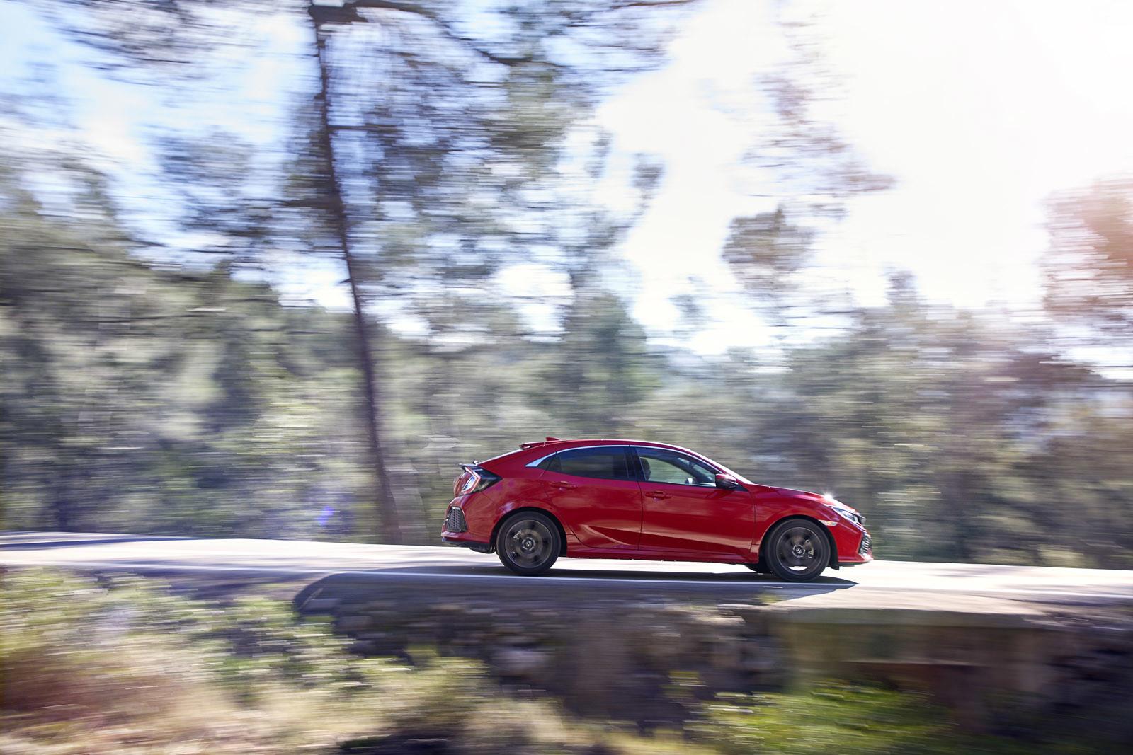 Honda Civic 2017, toma de contacto