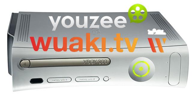 El vídeo bajo demanda llegará a las consolas Xbox 360 españolas de la mano de Wuaki.tv y Youzee