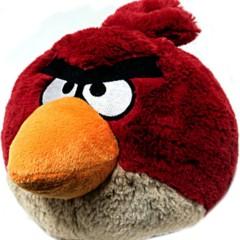 Foto 3 de 5 de la galería peluches-de-angry-birds en Trendencias Lifestyle