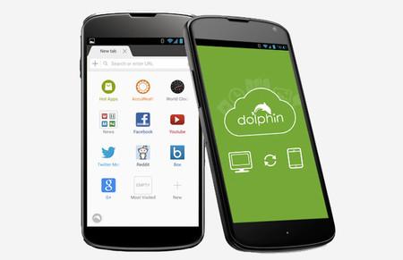 Dolphin Browser agrega soporte para Flash en los dispositivos con Lollipop