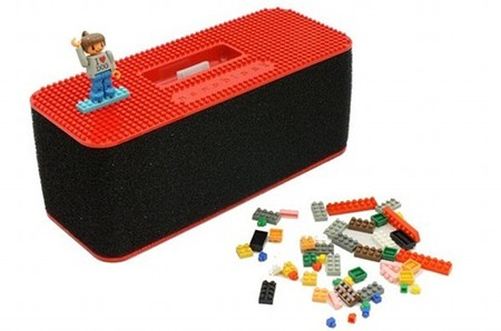 Nanoblock ipod dock