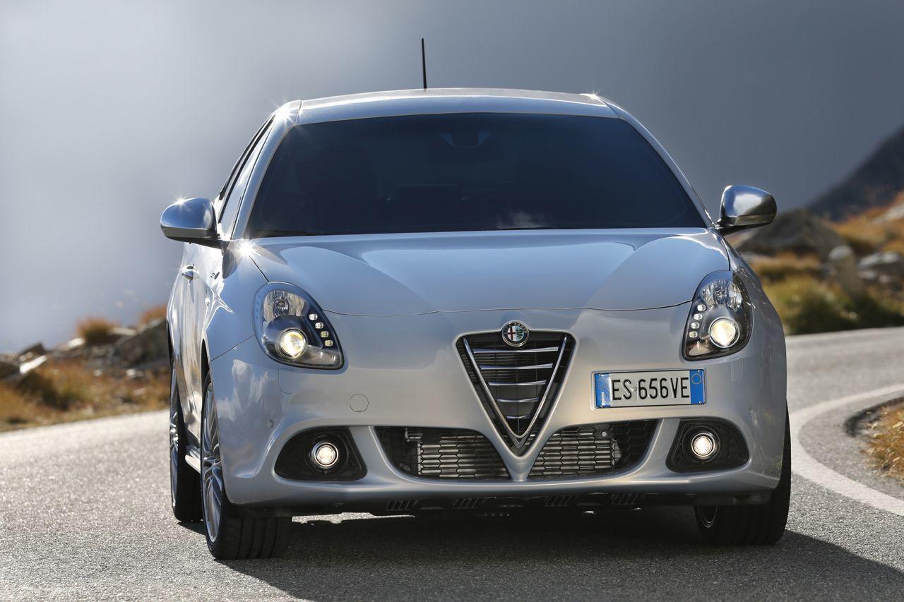 Foto de Alfa Romeo Giulietta 2014 (8/38)