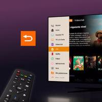 El descodificador Android de Orange TV mejora con una nueva guía de programación y atajos en el mando