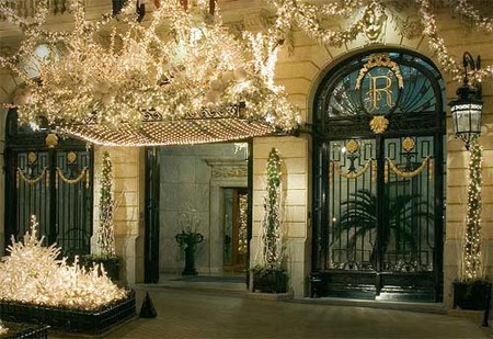 Nochebuena gourmet en el Hotel Ritz de Madrid