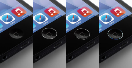 Mockup iPhone 5S
