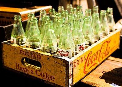 La fórmula secreta de la Coca-Cola sale de excursión