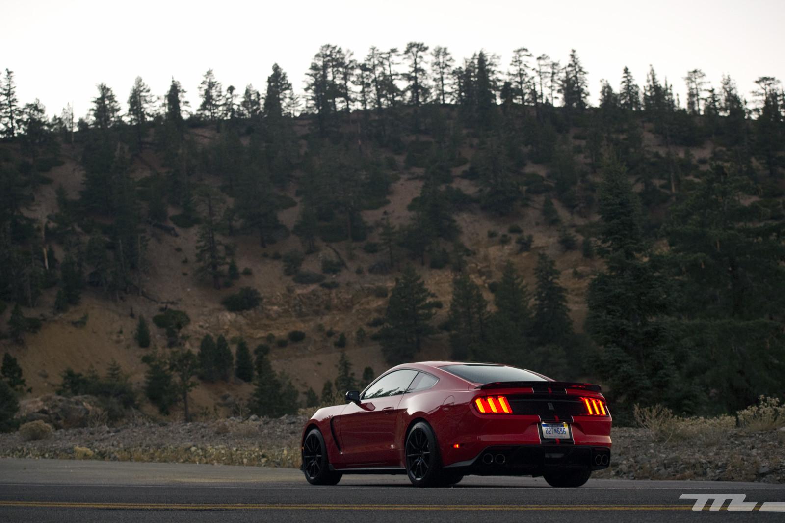 Foto de Ford Mustang Shelby GT350, prueba (19/40)