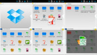 FileDrop facilita el uso de Dropbox desde Android