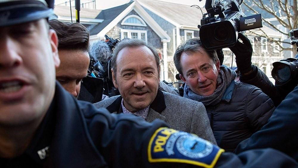 Se desestiman los cargos contra Kevin Spacey en su único caso criminal por agresión sexual