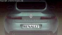 Posible Renault Laguna Coupé
