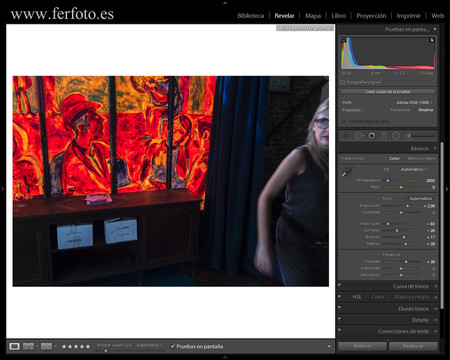 Gestion Del Color Lightroom