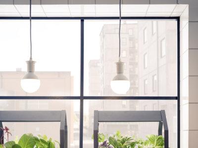 Ya está aquí Indoor Gardening: la colección de IKEA para que presumas de cultivar tu ensalada en el salón