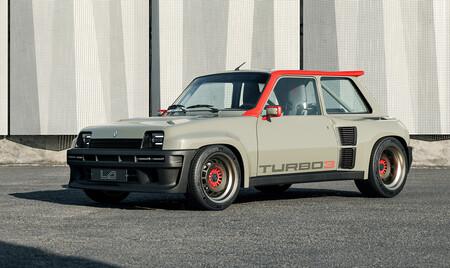 El Renault 5 Turbo del siglo XXI es este Turbo 3: un restomod con motor turboalimentado y cambio manual