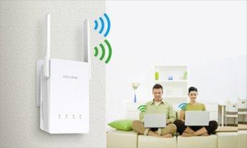 TP-Link RE210, nuevo extensor wifi para usuarios exigentes