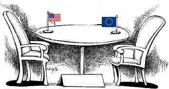 La República Capitalista de Francia versus la Unión Soviética de EEUU