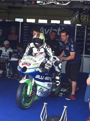 Loris Capirossi como Asesor de Seguridad de MotoGP