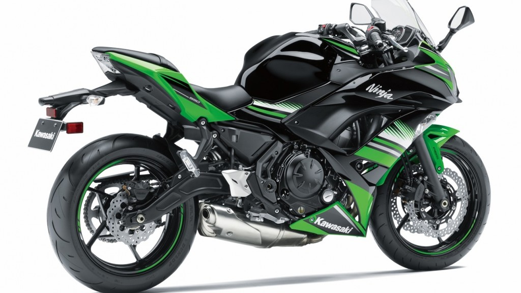 Kawasaki Ninja 650 2017 2