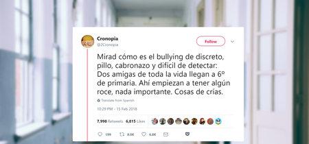 Cuando descubres que tu hija es el maltratador: el hilo sobre el bullying que nos hace reflexionar