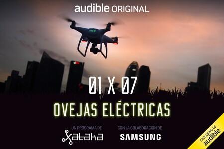 Pasó nuestro drone y no estabas en casa (Ovejas Eléctricas, 1x07)
