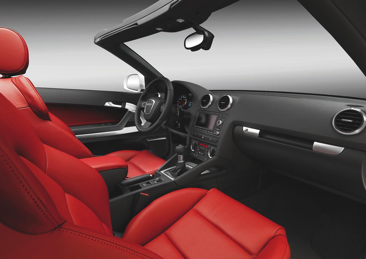 Foto de Audi A3 Cabrio (46/48)