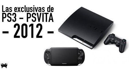 Las exclusivas de PS3 y PS Vita en 2012