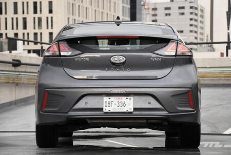 Hyundai Ioniq 2021 Hibrido Mexico Opiniones Prueba 4