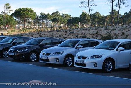 Lexus CT 200h, presentación y prueba en Portugal (parte 2)