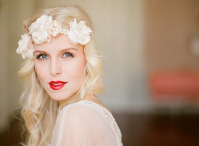 Especial Novias 2012: cinco looks de maquillaje para el día de tu boda