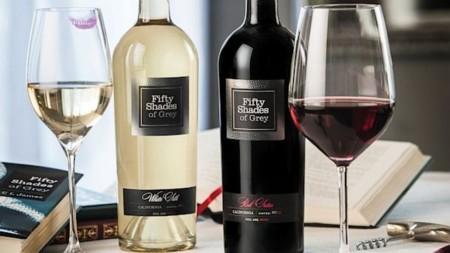 Ya puedes tomarte una copa de vino con Christian Grey