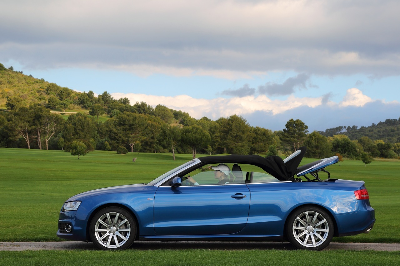 Foto de Audi A5 Cabrio (14/45)