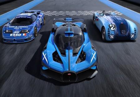 Bugatti Bolide Concept 2020 1600 0e