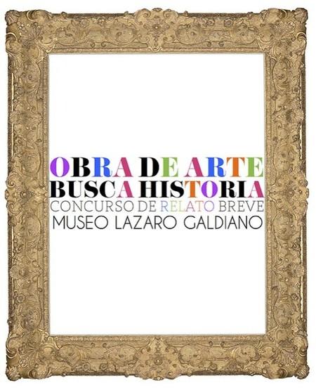 Concurso de relato breve para niños de la Fundación Lázaro Galdiano: obra de arte busca historia