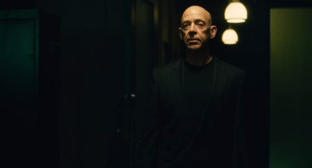 JK Simmons en Whiplash