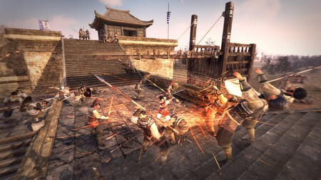 Anunciado Dynasty Warriors 9 Empires para consolas y PC y otro Dynasty Warriors más para dispositivos móviles