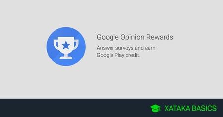 Google Opinion Rewards: qué es y cómo sacarle partido