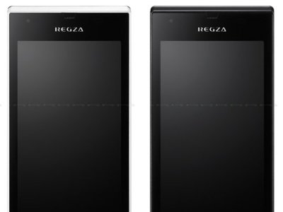 Toshiba Regza IS04, otros que prueban con Android