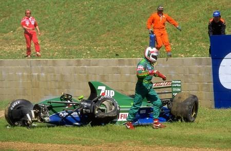 De Cesaris F1 1990