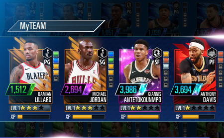 NBA 2K Mobile ya está disponible en iOS gratis