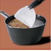 Grease Blotter, para quitar la grasa a los alimentos