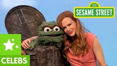 Nicole Kidman tiene la misma expresión facial que una marioneta. ¡Ninguna!
