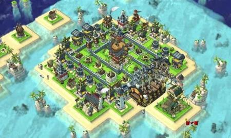 Lo nuevo de Rovio es Plunder Pirates, un Clash of Clans en alta mar