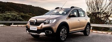 Los Renault Sandero, Logan y Stepway 2020 estrenan motor, más airbags y ESC